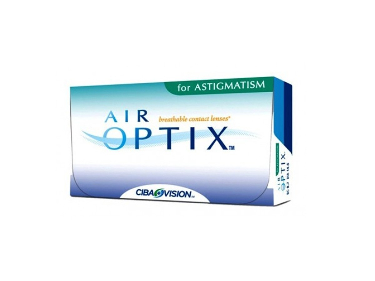 AIROPTIX FOR ASTIGMATISM 3PACK