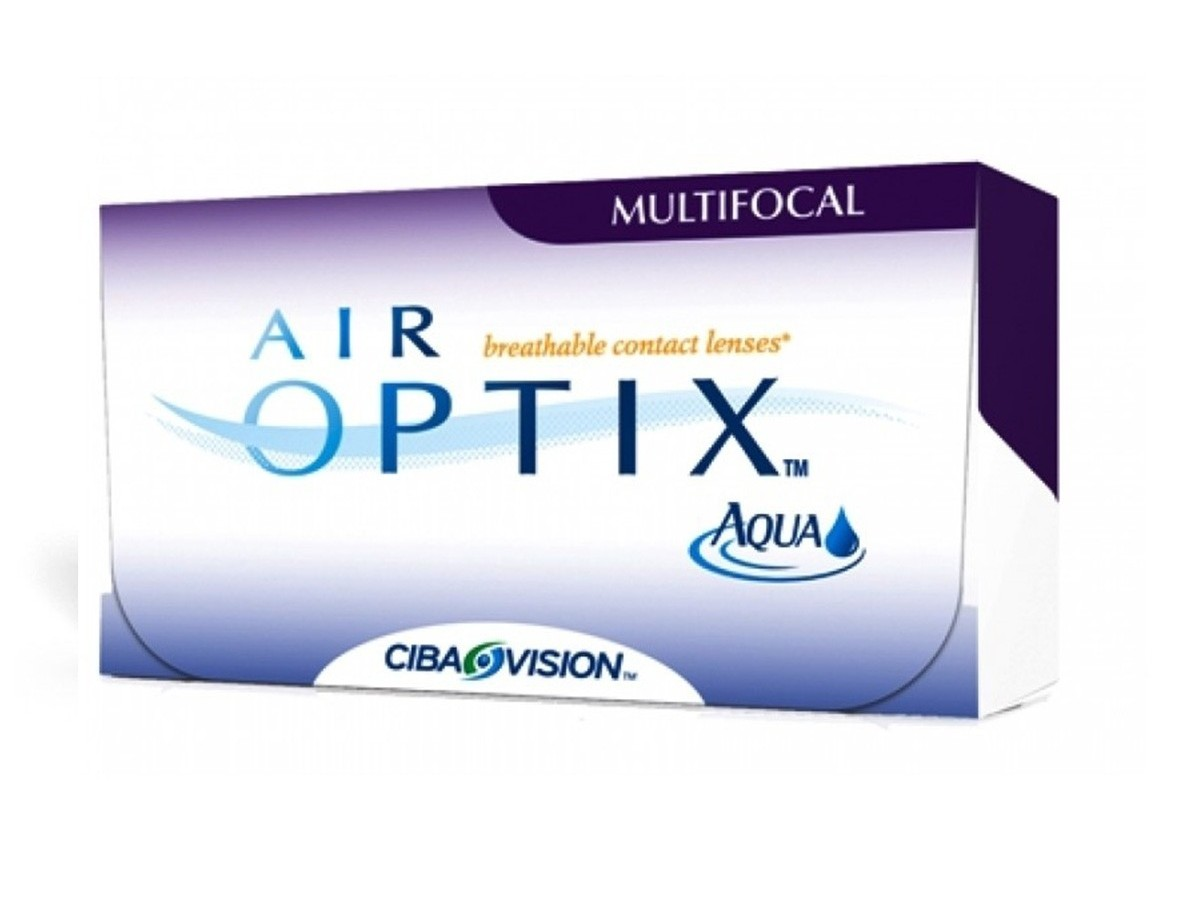 AIROPTIX AQUA MULTIFOCAL 6pack