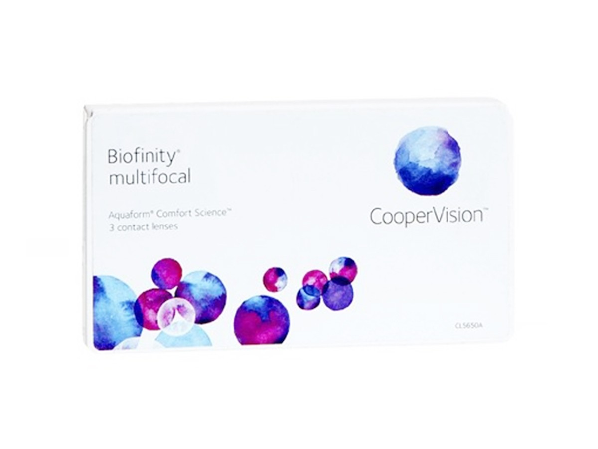 BIOFINITY MULTIFOCAL 3PACK
