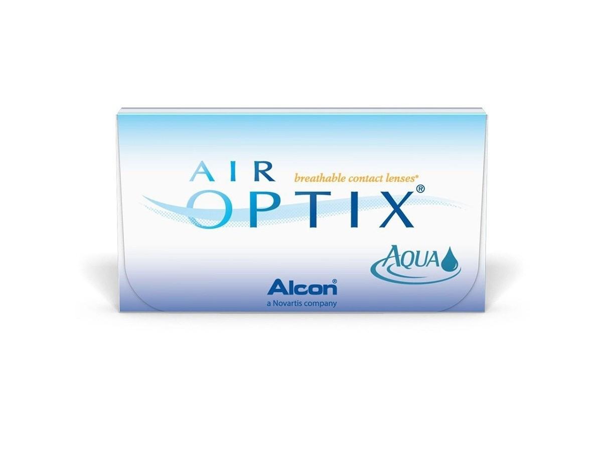 AIROPTIX AQUA Μηνιαίοι Μυωπίας-Υπερμετρωπίας 3τμχ