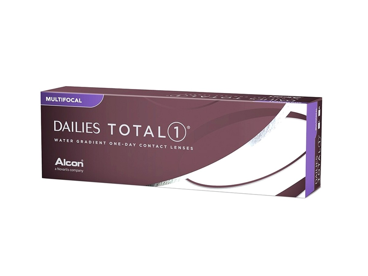 DAILIES TOTAL 1 MULTIFOCAL 30pack