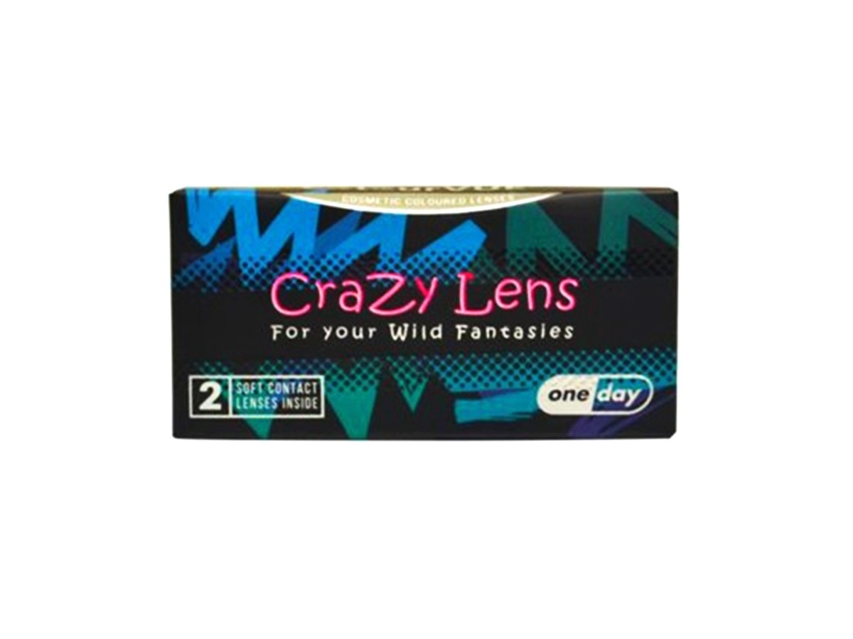 CRAZY LENSES ONE DAY 2 pack
